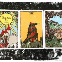 daily Lenormand draw